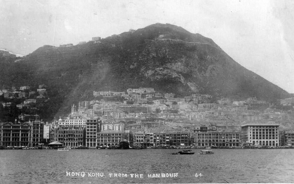 Old Hong Kong 1920