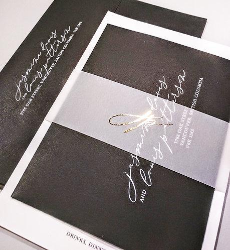 WEDDING SUITE DESIGN #2