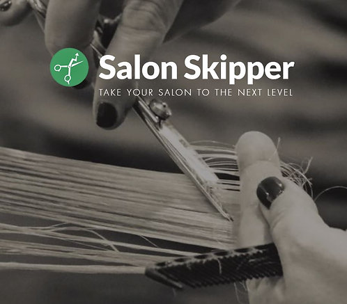 50% OFF!!! Salon Skipper Package