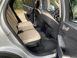 Interior After stail removal