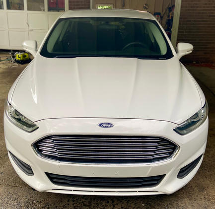 2014 Ford Fusion Level 1 Detail