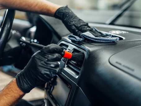 What is professional auto detailing?