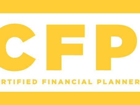 Robert Schmansky, CFP® selected as CFP Board Ambassador