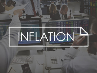 Global Negative Real Interest Rates