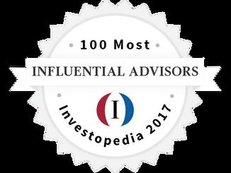 Robert Schmansky, CFP® Named on INVESTOPEDIA 100 List of Top Influential Financial Advisors