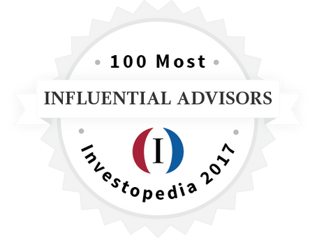 Robert Schmansky, CFP® Named to INVESTOPEDIA 100 List of Top Influential Financial Advisors