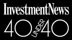 Robert Schmansky selected 40 Under 40 by InvestmentNews