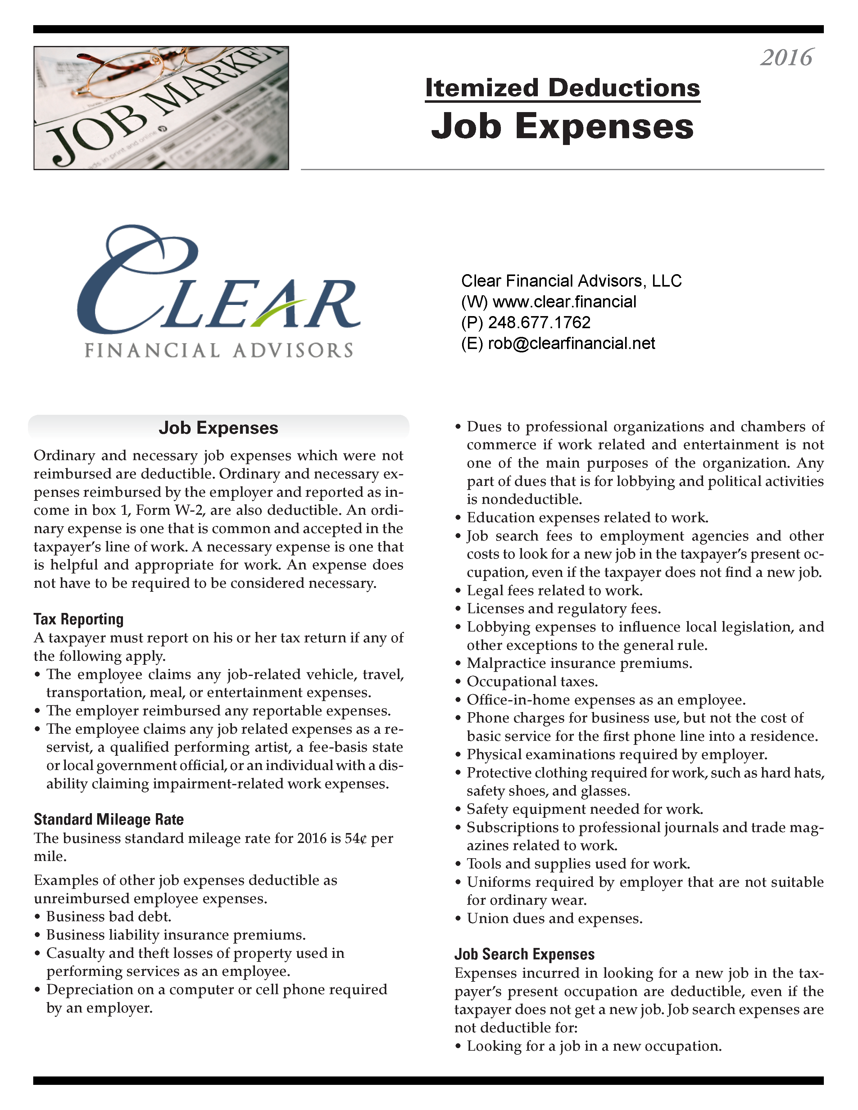 Itemized_Deductions_-_Job_Expenses_2016_Page_1