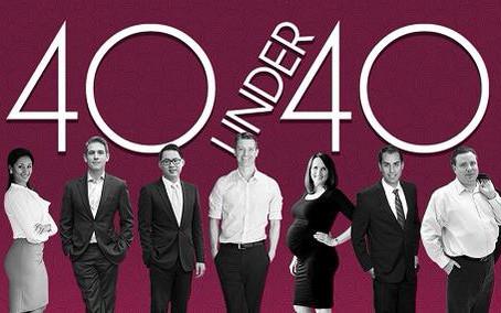 Robert Schmansky, CFP® selected 40 Under 40 by InvestmentNews