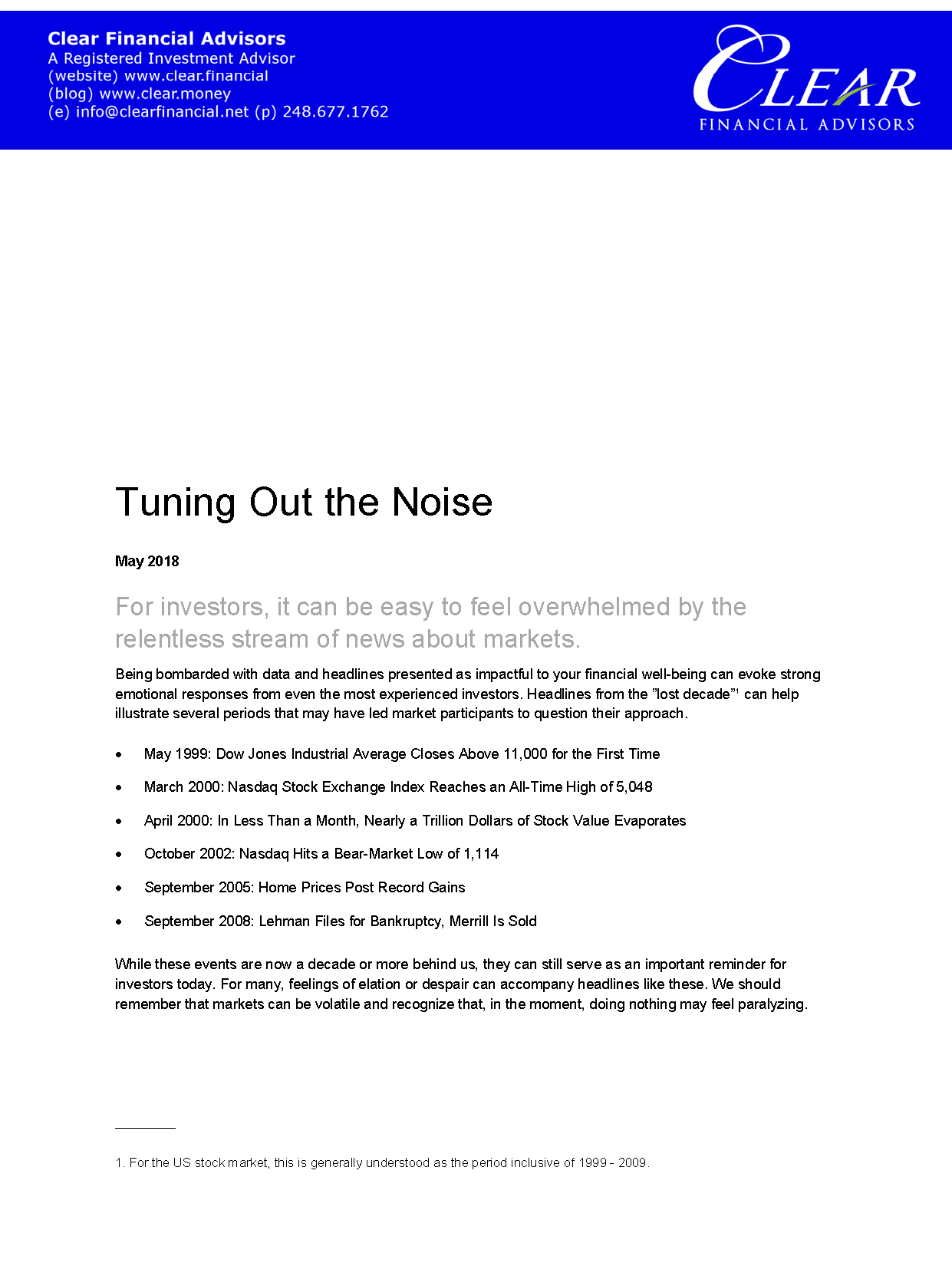CFA Tuning Out the Noise_Page_1