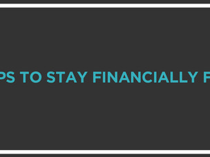 CFP Board: Make a Plan to Get Financially Fit