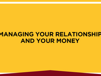 CFP Board Ambassador offers tips for talking to your significant other about your finances