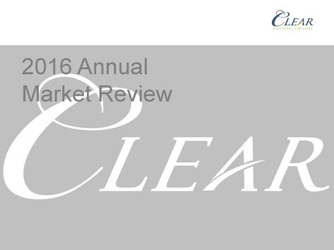 2016 Market Review