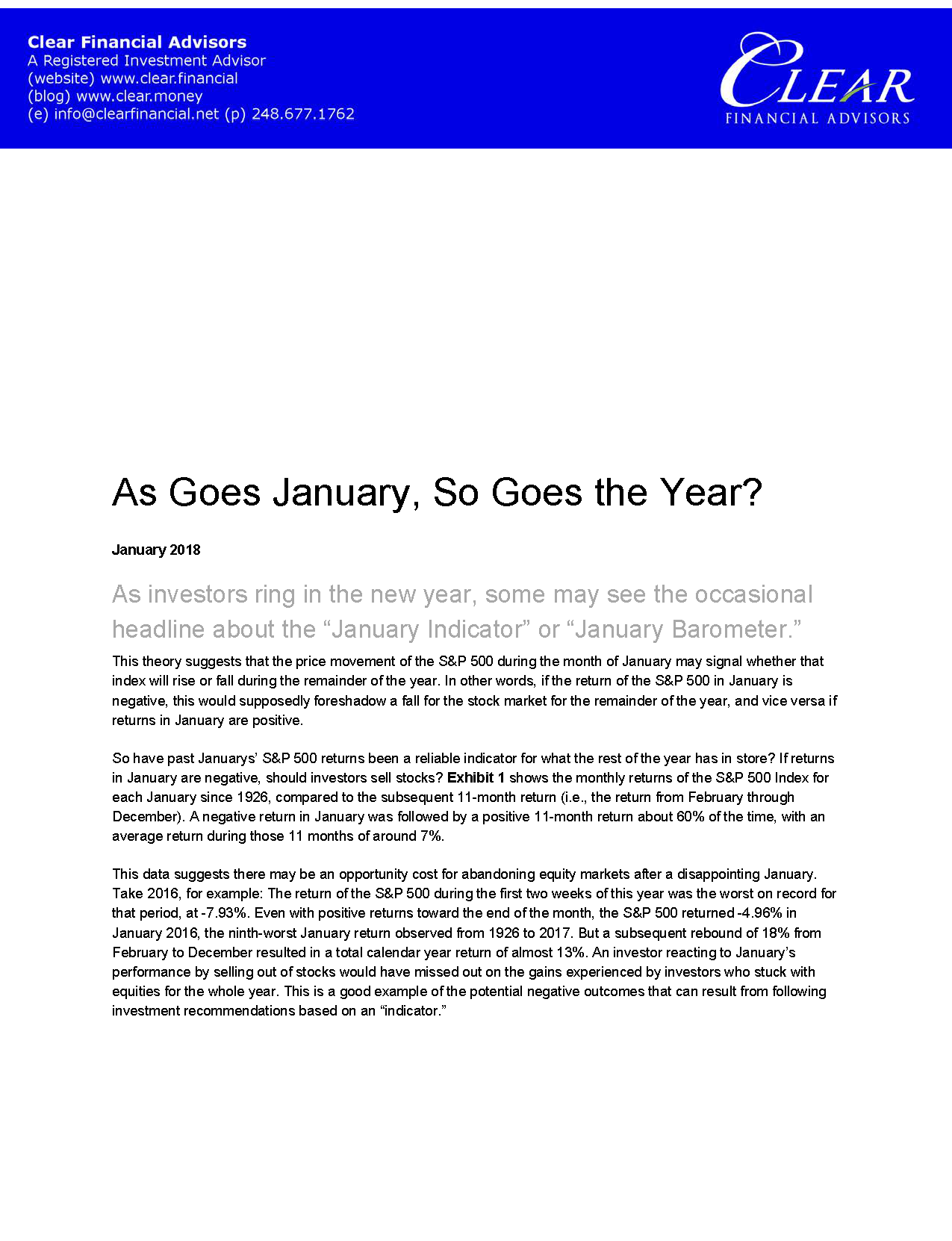 As Goes January So Goes the Year Special Report_Page_1