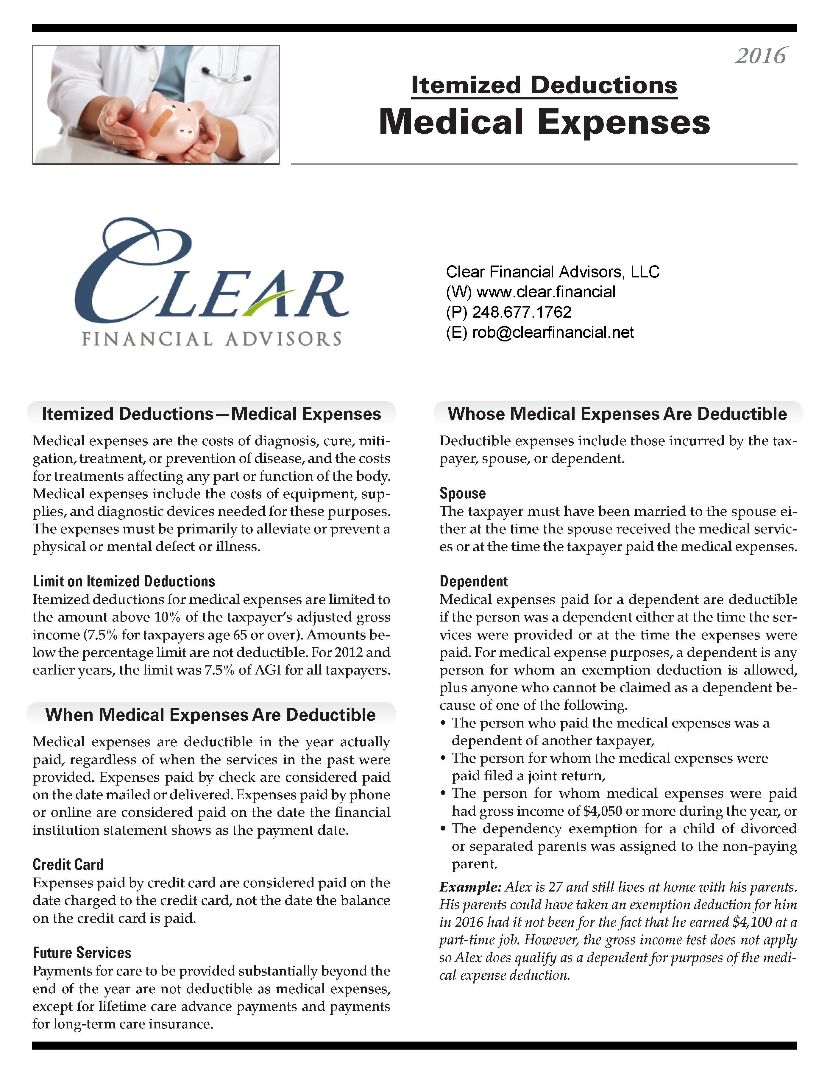 Itemized_Deductions_-_Medical_Expenses_2016_Page_1
