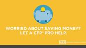CFP Board Study on Savings