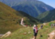 Alpine trek in the Kackar mountains