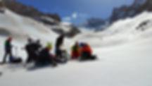 Skitourenim Taurusgebirge