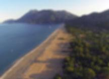 Der Strand bei Cirali