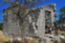 Pisidischer Tempel