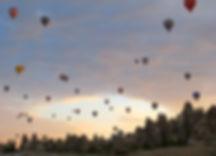 Ballonfahrt in Kappadokien Wandern