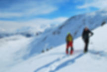 Ski tour Munzur mountains