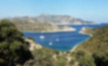 Die Bucht von Serce