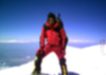 On the summit of Mt. Ararat