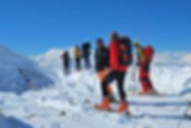Skitour in den Munzur Bergen