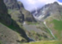 Kackr mountains