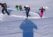 Paulusweg Schneeschuhwandern