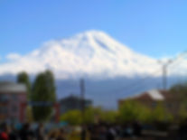 Skitouren am Mt. Ararat