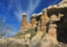 Cappadocia walking