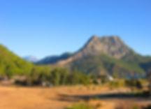 Der Musa Berg in Adrasan