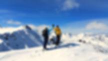 Skitour in den Kackar Bergen