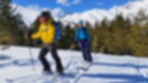Ski touring in the Kackar mountains