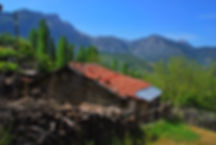 Haus im Taurusgebirge