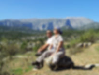 Wandern m Taurusgebirge