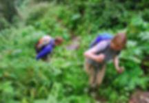 Kackar mountais trekking