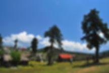 Dorf im Taurusgebirge