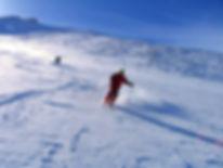 Skitouren am Berg Mt. Süphan