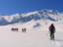 Skitour Mt. Baset