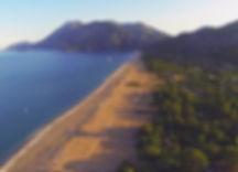 Der Strand von Cirali