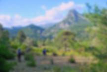 Landschaften im Taurusgbirge