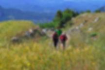 Wandern auf den Spure des heiligen Paulus