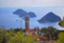 Lighthouse Gelidonia