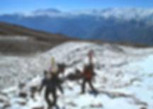 Das Elburz Gebirge