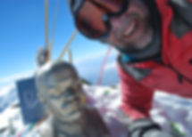 Mountain climbing Pik Lenin