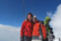 Gipfel des Mt. Ararat