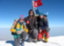 Climbing Mt. Ararat